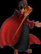 Jafar as Diesel