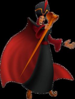 Jafar as Diesel.png