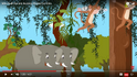 Noah's Ark Elephants and Monkeys