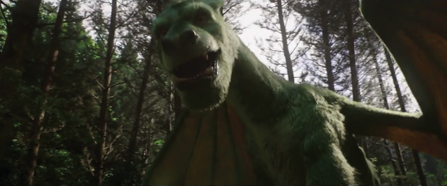 Elliott (Pete's Dragon (2016))