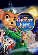 The Great Fawn Detective Poster