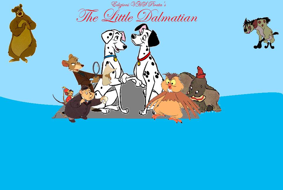 The Little Dalmatian
