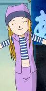 Zoe Orimoto's Belly Button