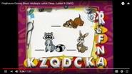 A Rabbit A Raccoon A Rat and A Rhinoceros