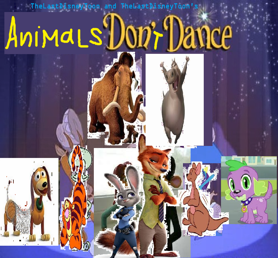Animals Don't Dance