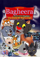 Bagheera the Red-Nosed Panther and the Island of Misfit Toys Poster
