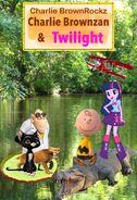 Charlie Brownzan&Twilight