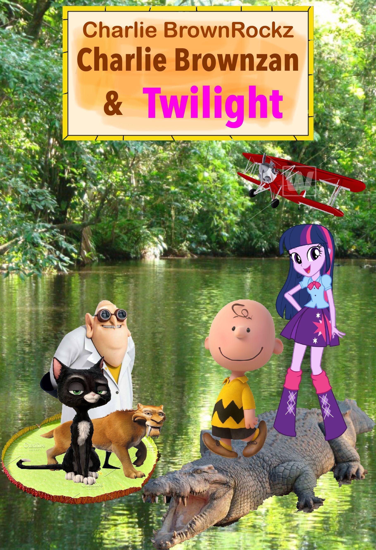 Charlie Brownzan & Twilight