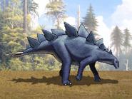Dm stegosaurus