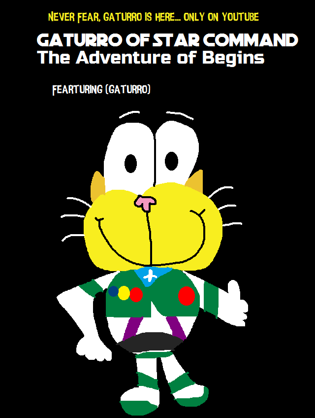 Gaturro of Star Command: The Adventure Begins