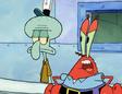 Krabs patrick is jerk