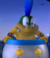 Larry Koopa in Super Smash Bros. for Wii U and Nintendo 3DS