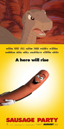 Littlefoot Hates Sausage Party (2016)