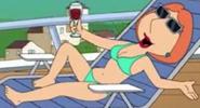 Lois Griffin Bikini (Season 9 Episode 7)