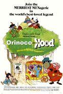 Orinoco Hood Poster