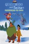 Quasimodo and Pacha's Christmas in July (Rudolph and Frosty's Christmas in July) Parody poster (2)