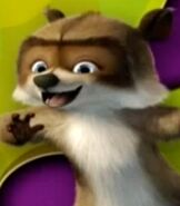 RJ in Over the Hedge - Wacky Moments in Human History