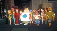 The 13 Competitors (Total Drama World Tour)