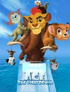 Wild Animal Age 2 The Meltdown Poster