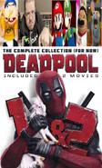 YouTube Characters (Jeffy, Ricky Berwick, Mario, Mama Luigi, Chef PP and Crisp Rat) Hates Deadpool 1 and 2