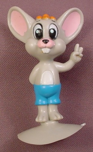 Scrappy Mouse