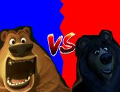 Boog vs Vincent the Bear