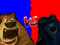 Boog vs Vincent the Bear