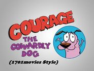 Courage the Cowardly Dog Poster 1701movies
