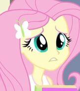 Fluttershy (Human) in My Little Pony Equestria Girls Rainbow Rocks