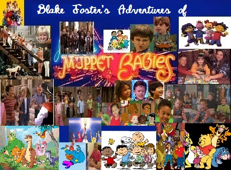 Blake Foster's Adventures of Muppet Babies