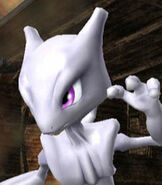 Mewtwo in Super Smash Bros. Melee