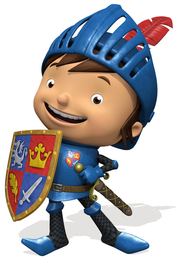 Mike the Knight (character)