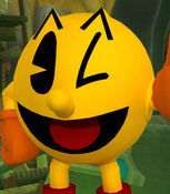 Pac-Man in Pac-Man World 3
