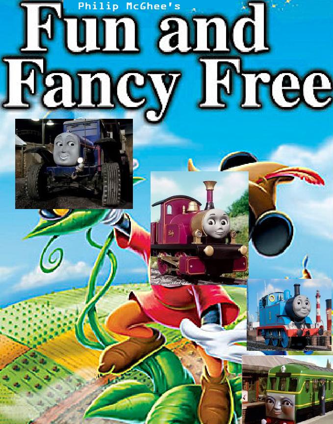 Fun and Fancy Free (BrittalCroftFan Style)