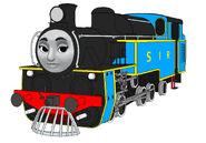 RWS Ashima - South Indian Railway version bu 1995express