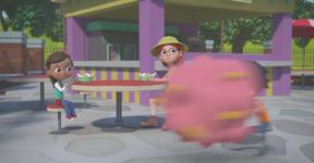 Rusty goes Bananas ending scene