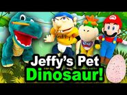 SML Movie- Jeffy's Pet Dinosaur!