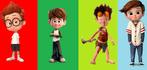 Sherman, Nate, Lucas Nickles and Tim Templeton