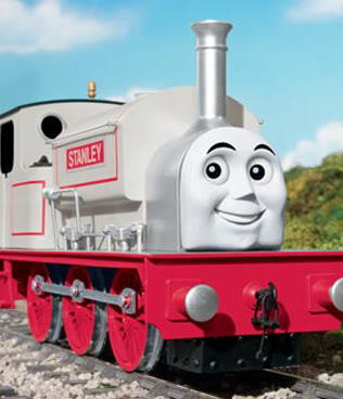 Stanley the White Engine