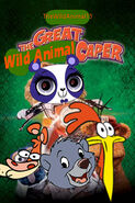 The Great Wild Animal Caper Poster