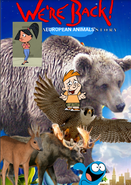 We're Back! A European Animal's Story Poster