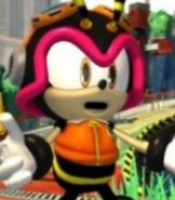 Charmy Bee in Sonic Generations