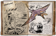 Dossier Dimorphodon
