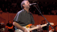 Eric Clapton Singing While My Guitar Gently Weeps