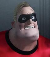 Mr. Incredible in Incredibles 2
