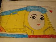 Rebecca the happy engine by hamiltonhannah18 de89q6i-fullview