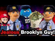 SML Movie- Jealous Brooklyn Guy!