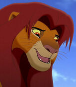 Simba in The Lion King 2 Simba's Pride-0