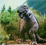 The Last Dinosaur T-Rex