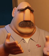 Tim Lockwood in Cloudy With a Chance of Meatballs 2 (2013)